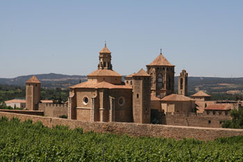 Monestir de Poblet / D.G.Patrimoni Cultural - Albert Sierra