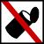 Prohibit llençar escombraries
