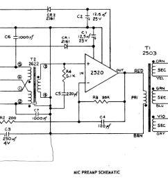 audio preamp diagram [ 1107 x 877 Pixel ]