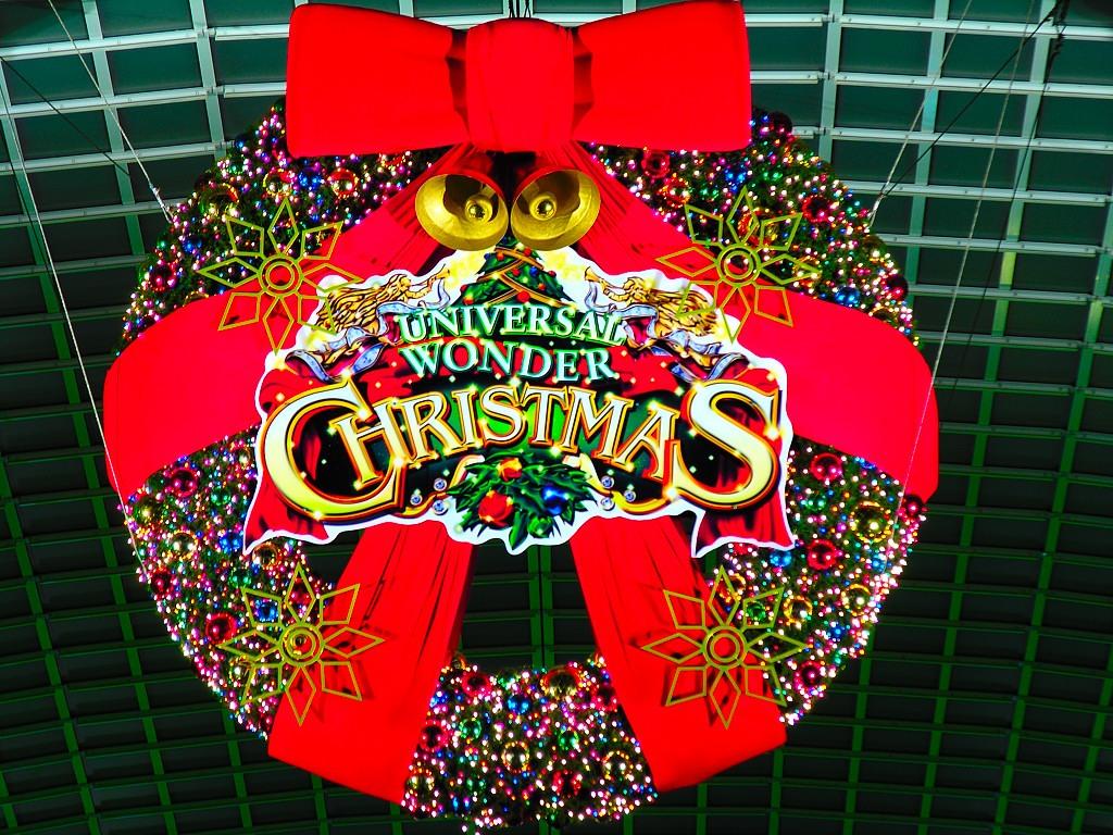 桌布下載 - 節日桌布 - 聖誕節夜景桌布(二)