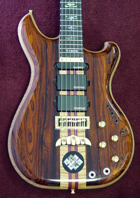Alembic  Further Guitar