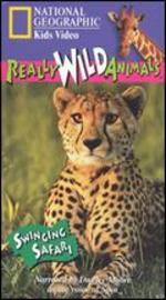 National Geographic Really Wild Animals Swinging Safari