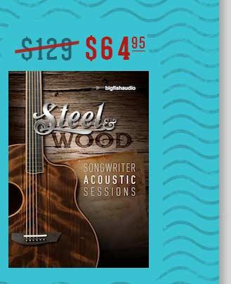 Steel & Wood