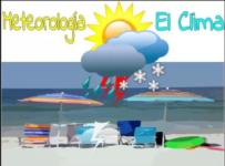 Clima y Tiempo Atmosférico