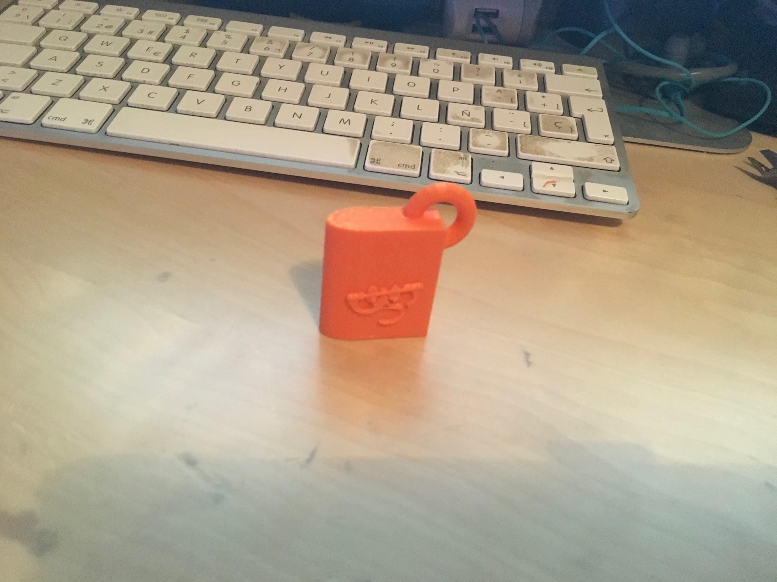 6. Carga del archivo en la impresora 3D