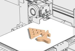 Orientaciones sobre el uso de la impresora 3D en el aula
