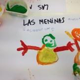 Las Meninas. (Niño de 5 años)