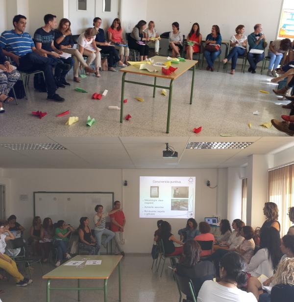 Segundo Encuentro de Convivencia curso 2015-16