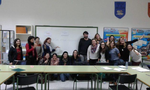Inicio de los talleres de inmersión lingüística