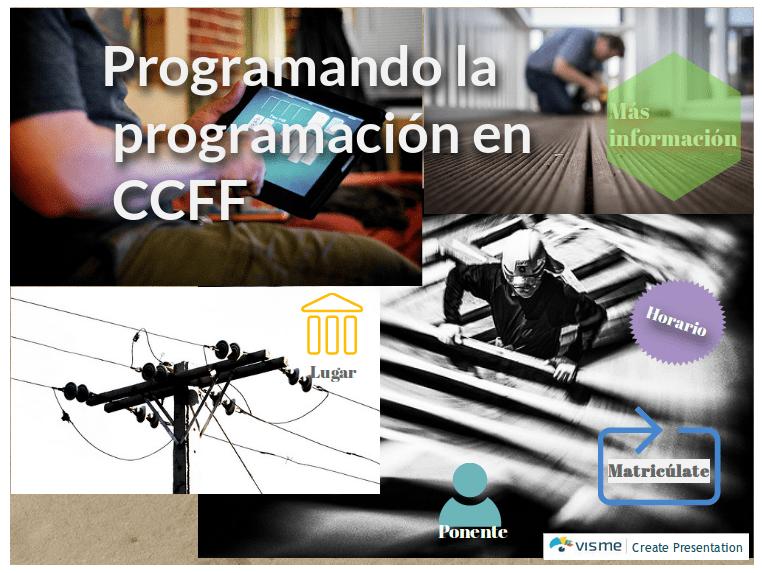 Programar en CCFF