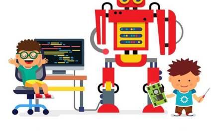 Acción Puntual: Robótica para edades tempranas