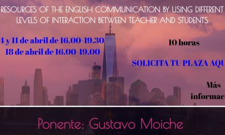 Curso: Resources of the English  Communication
