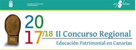 II Concurso Regional Educación Patrimonial en Canarias