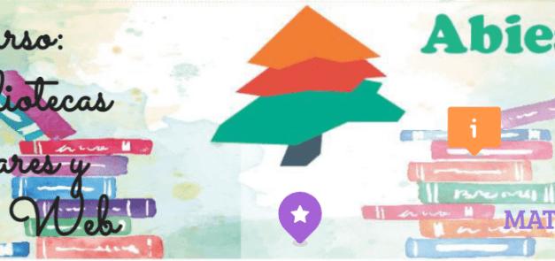 CURSO: bibliotecas escolares y ABIES WEB