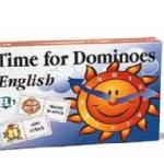 time for dominoes