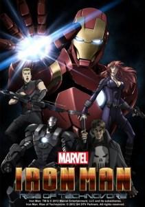 Iron Man: Rise of Technovore