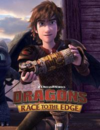 Dragons Race To The Edge – Season 1 & 2