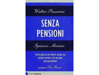 La copertina del libro di Walter Passerini e Ignazio Marino