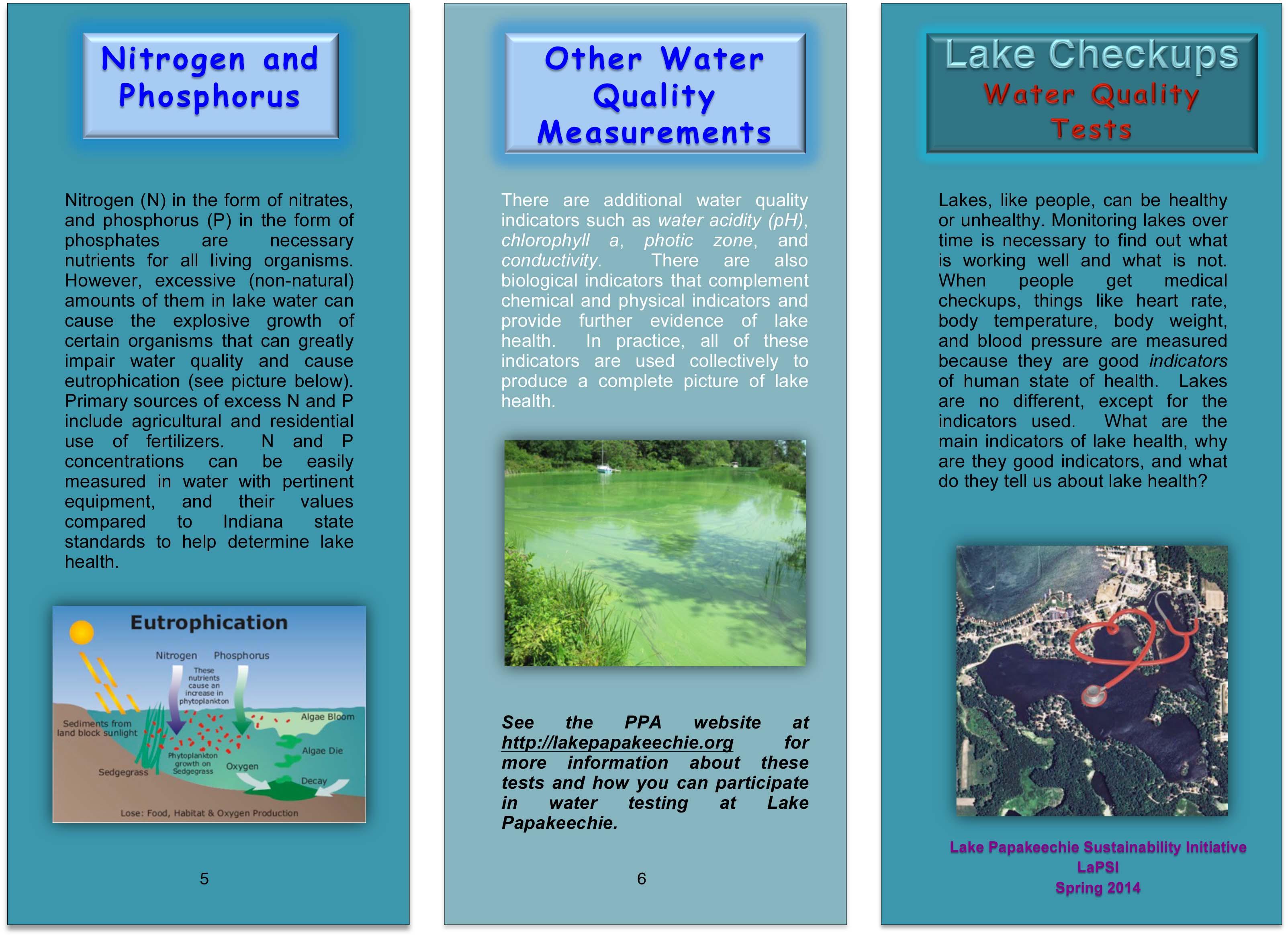 Lake Papakeechie Sustainability Initiative Inc LaPSI Inc
