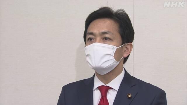 國民 玉木代表「解散・総選挙より新型コロナ感染拡大防止を」   選挙   NHKニュース
