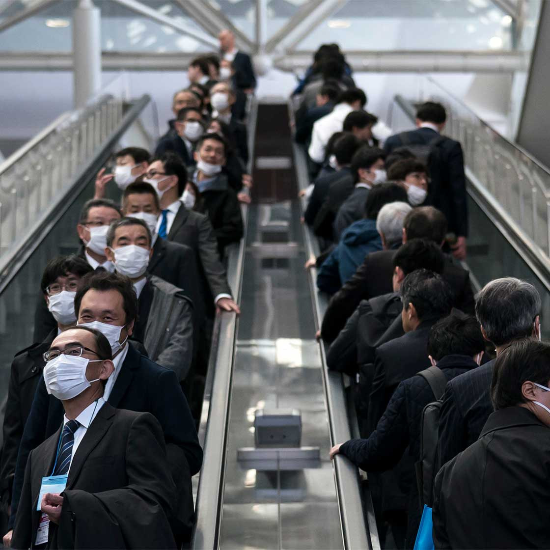 Japan confirms first death of person infected with coronavirus ...