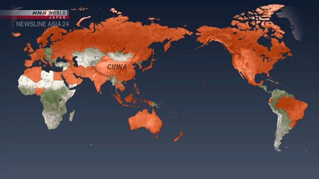 Coronavirus cases continue to rise in South Korea | NHK WORLD ...