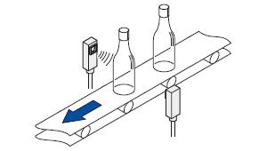 Thru-beam Type Ultrasonic Sensor US-N300 Applications