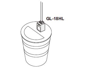 Compact & Low Price Inductive Proximity Sensor GL