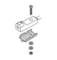Rectangular-shaped Inductive Proximity Sensor GX-F/H