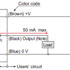Ac Wiring Diagrams 2010 Club Car Precedent Battery Diagram Amplifier Built-in Ultra-slim Photoelectric Sensor Ex-10s I/o Circuit And ...