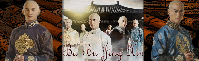 OCTOBER IS FOR THIS AWESOME CHINESE HISTORICAL DRAMA (BU BU JING XIN) (1/3)