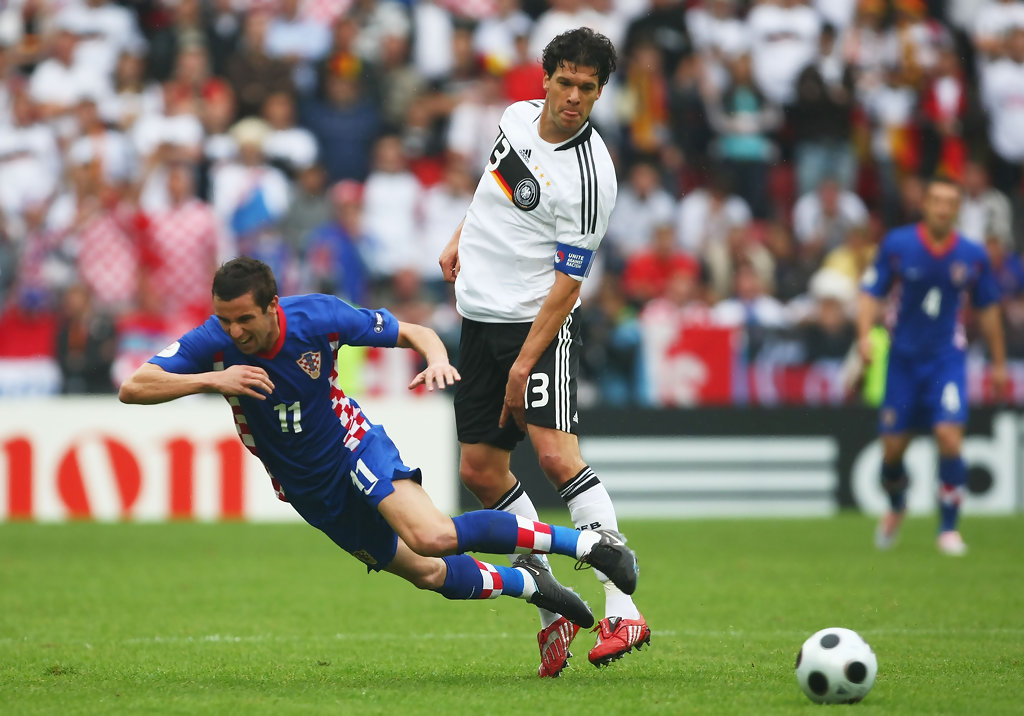 Michael Ballack, Darijo Srna - Michael Ballack Photos - Best Of ...
