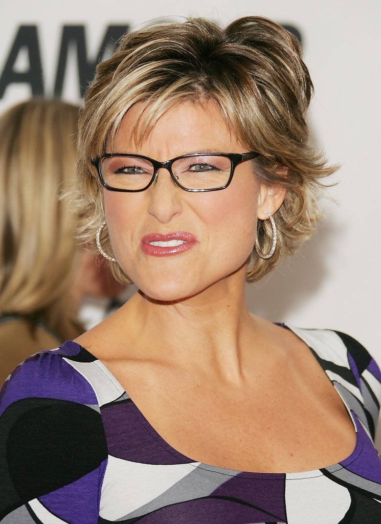 Ashleigh Banfield In Glamour Magazine Hosts The 17th