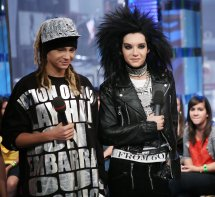 Bill Kaulitz And Tom - Mtv Trl