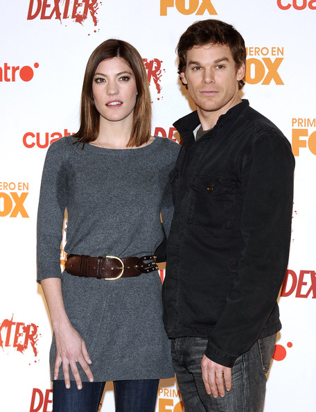 michael c hall and jennifer carpenter
