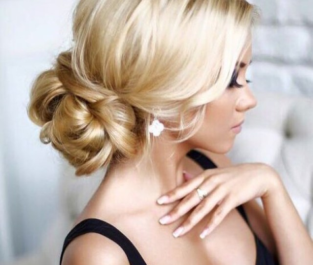 Most Pinned Beautiful Bridal Updos