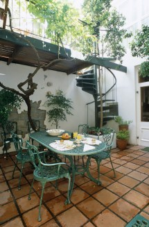 Mediterranean Patio - Outdoor Design Ideas Lonny
