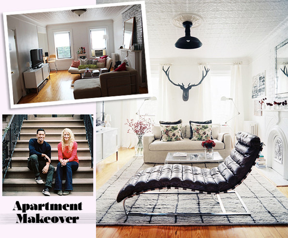 Apartment Makeover: How To Maximize Your Small Space