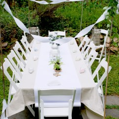 Princess Chairs For Toddlers What Height Should A Chair Rail Be Placed The Kids' Table Grows Up: How To Decorate Your Son Or Daughter's Party - Family Living 2014 ...