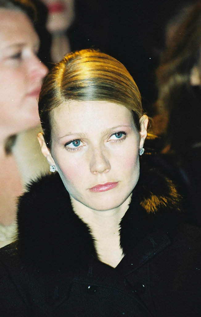 October 2002  Gwyneth Paltrows Best Hair Moments