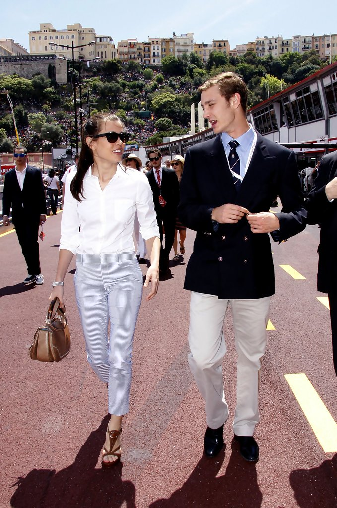Pierre Casiraghi Blazer Pierre Casiraghi Clothes Looks