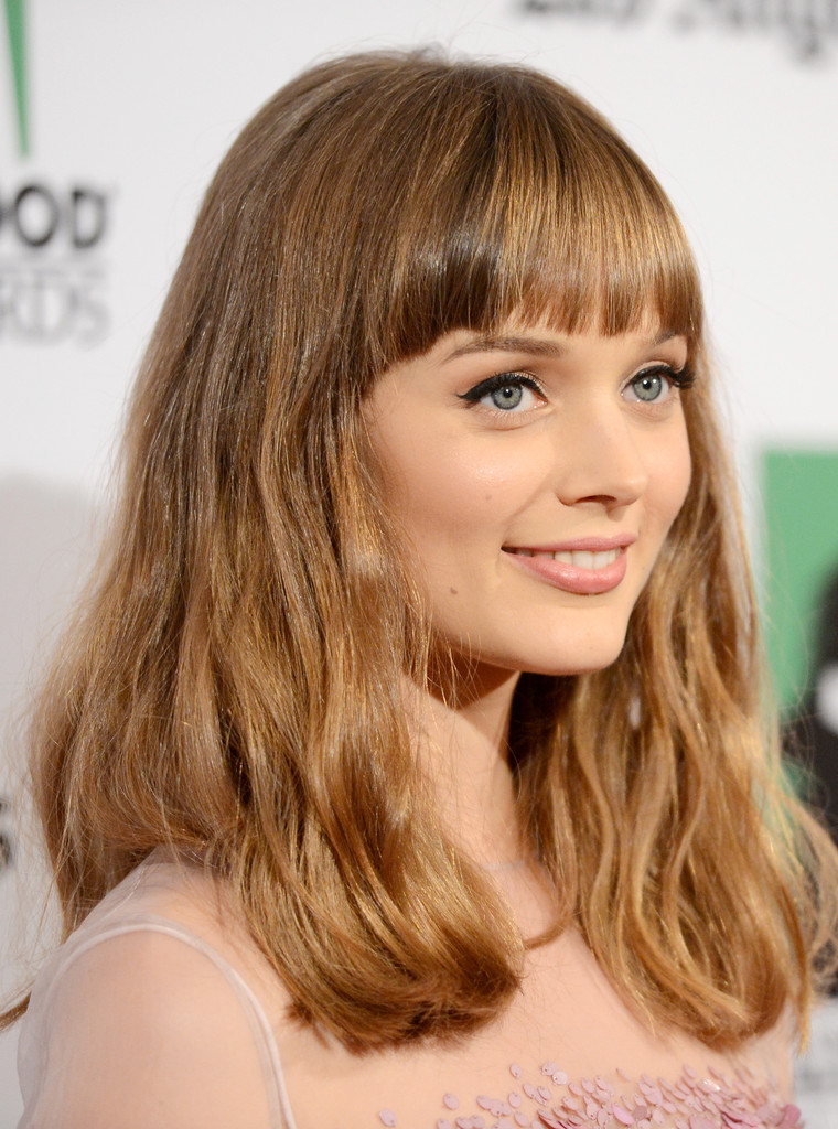 Bella Heathcote You Voted The 15 Best Bangs In The Biz
