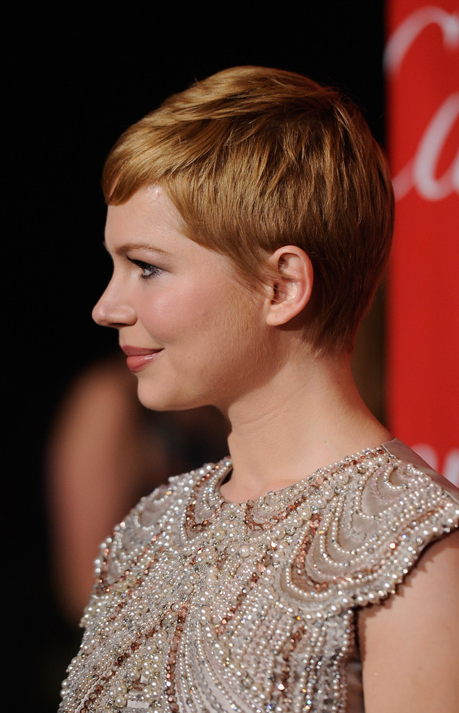 More Pics Of Michelle Williams Pixie 3 Of 15 Short
