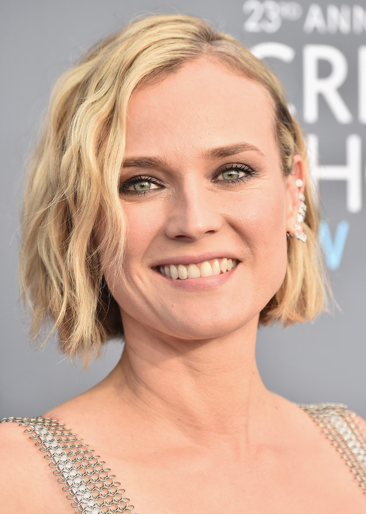 Diane Kruger The Very Best Short Hairstyles StyleBistro