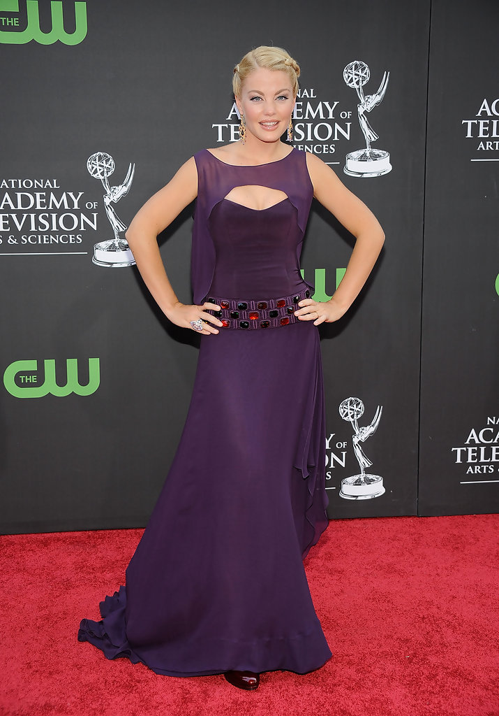 Bree Williamson  Worst Dressed at the Daytime Emmy Awards 2009  StyleBistro