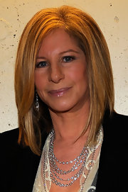 Barbra Streisand Shoulder Length Hairstyles  Barbra Streisand Hair  StyleBistro