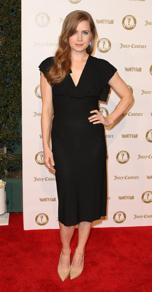 Amy Adams Pumps Amy Adams Looks StyleBistro