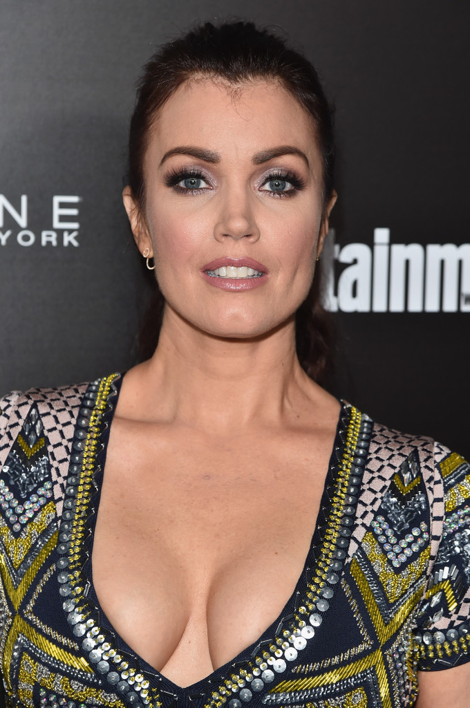 Bellamy Young Ponytail Bellamy Young Looks StyleBistro