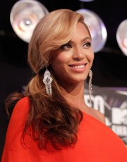 pics of beyonce knowles ponytail