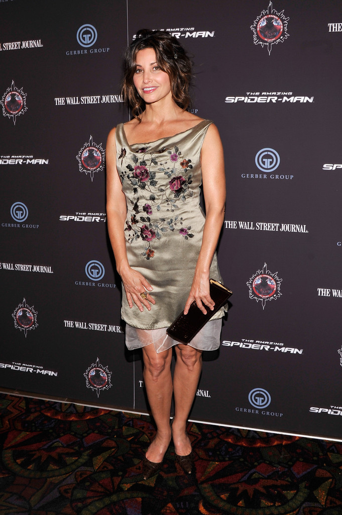 Gina Gershon Cocktail Dress  Gina Gershon Looks  StyleBistro